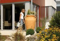 Garantia tonneau à pluie Amphore antik sable 250 l-Image 1