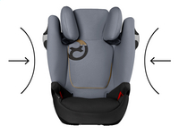 Cybex Autostoel Solution M-Fix Groep 2/3 graphite black-Artikeldetail
