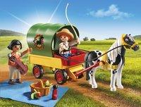 Playmobil Country 6948 Picknick met ponywagen-Afbeelding 1