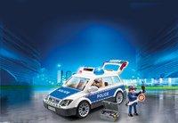 PLAYMOBIL City Action 6920 Politiepatrouille met licht en geluid-Afbeelding 1