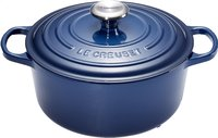Le Creuset ronde stoofpan Signature inkt