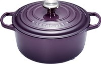 Le Creuset ronde stoofpan Signature cassis
