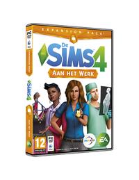 PC De Sims 4: Aan het werk NL