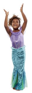 DreamLand déguisement Sirène taille 164-Image 4