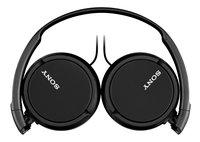 Sony casque MDR-ZX110 noir-Détail de l'article
