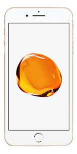 Apple iPhone 7 Plus 128 GB goud-Vooraanzicht