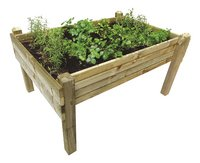 BnB Wood zandbak/kweektafel