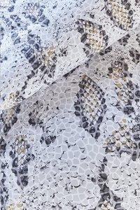 Beddinghouse Housse de couette Boa grey coton 200 x 220 cm-Détail de l'article
