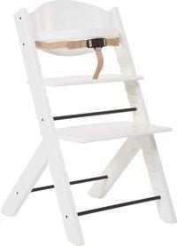 Treppy Chaise haute blanc