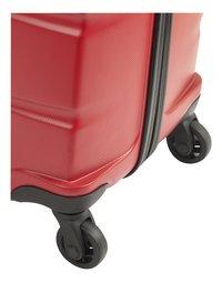 Princess Traveller Harde reistrolley Grenada bright red 55 cm-Onderkant