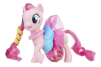 My Little Pony figuur The Movie Sparkling and spinning skirt Pinkie Pie-commercieel beeld