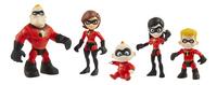 Les Indestructibles 2 set de 5 figurines-Détail de l'article