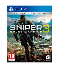 PS4 Sniper Ghost Warrior 3 - Season Pass Edition FR/ANG