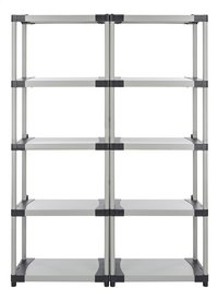 Practo Home Opbergrek Plasti Rack 085 grijs-Artikeldetail