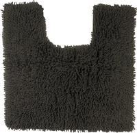 Jules Clarysse wc-mat Pearl Cotton Twist 50 x 50 cm bruin
