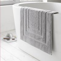 De Witte Lietaer tapis de bain 50 x 75 cm Hélène gris