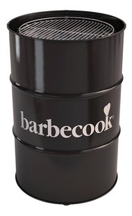 Barbecook Barbecue au charbon de bois Edson black-Avant