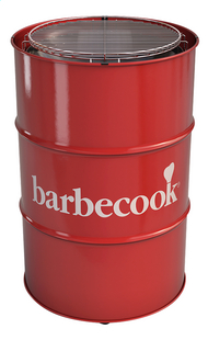 Barbecook Barbecue au charbon de bois Edson red