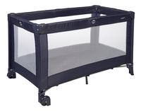 Dreambee Reisbed Essentials Basic marineblauw-Linkerzijde