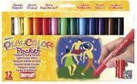 12 feutres de peinture PlayColor One 5 g