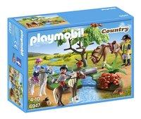 PLAYMOBIL Country 6947 Ponyrijles-Vooraanzicht