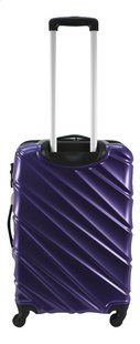 Transworld Harde trolleyset Curty Spinner purple-Achteraanzicht