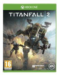 XBOX One Titanfall 2 ENG/FR-Vooraanzicht