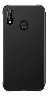 Huawei Flipcover voor Huawei P20 lite zwart-Achteraanzicht