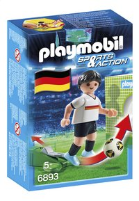 Playmobil Sports & Action 6893 Voetbalspeler Duitsland