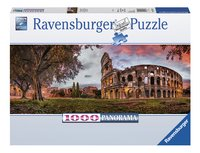 Ravensburger puzzle panorama Colisée au crépuscule-Avant