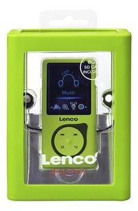 Lenco lecteur MP4 MP-108 8 Go Lime-Avant
