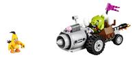 LEGO Angry Birds 75821 L'évasion en voiture du cochon-Avant