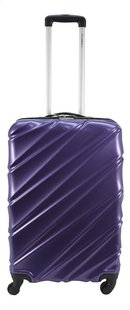 Transworld Set de valises rigides Curty Spinner purple-Image 1