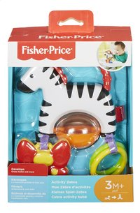Fisher-Price Mon zèbre d'activités-Avant