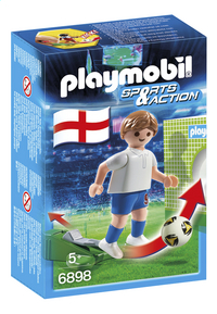 Playmobil Sports & Action 6898 Voetbalspeler Engeland