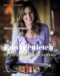 Livre de cuisine Puur genieten 2 - Pascale Naessens