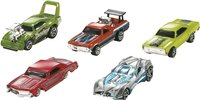 Hot Wheels 10 auto's-Vooraanzicht