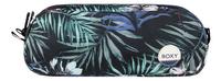 Roxy pennenzak Da Rock Anthracite Swim Belharra Flower
