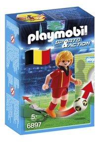 Playmobil Sports & Action 6897 Joueur équipe Belgique