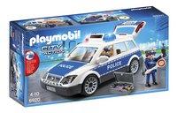 Playmobil City Action 6920 Voiture de policiers avec gyrophare et sirène