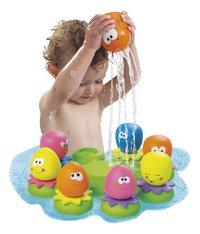 Tomy badspeeltje Octopusfamilie-Afbeelding 1