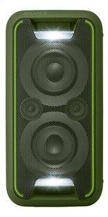 Sony haut-parleur Bluetooth GTK-XB5 vert