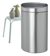 Brabantia Poubelle Touch Bin New Recycle matt steel 10 l + 23 l-Image 1