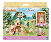 Sylvanian Families 5318 - Baby Boomhut-Vooraanzicht