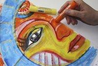 12 verfstiften PlayColor One 10 g-Afbeelding 1