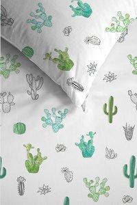 Ambiante Housse de couette Cactus green coton-Détail de l'article