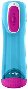 Contigo Drinkfles Swish 500 ml lichtblauw