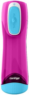 Contigo drinkfles Swish 500 ml roze-Vooraanzicht