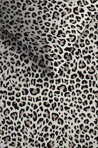 Ambiante Housse de couette Leopard natural coton 260 x 220 cm-Détail de l'article