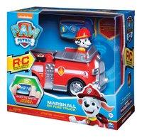Auto RC PAW Patrol Marshall fire truck-Rechterzijde